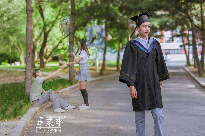 《最美毕业照》毕业季摄影作品欣赏