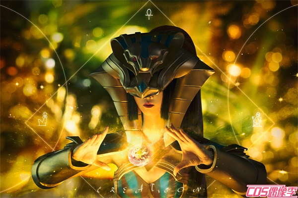 女娲尼罗河女神