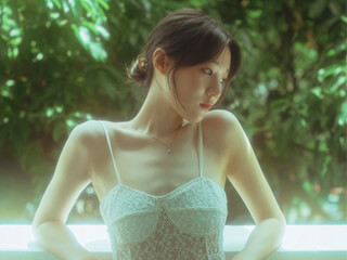《初夏的味道》唯美人像摄影作品