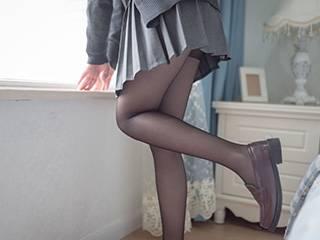 小姐姐雪琪黑丝袜写真图片[45P]