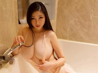 人形奶牛妲己浴缸香滑巨乳水水动人美女图片[49P]