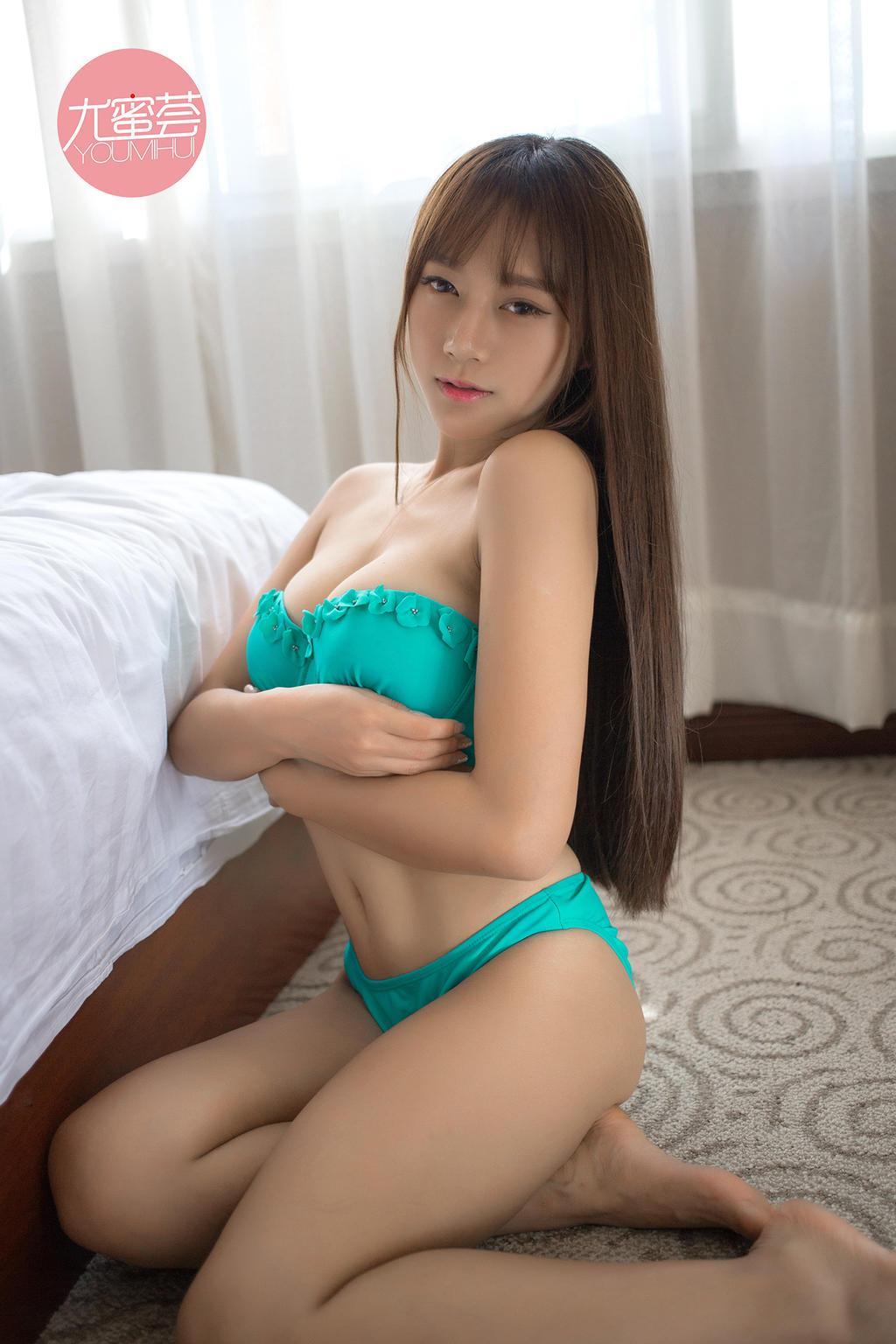 《挡不住的诱惑》尤蜜荟日系私房系列写真