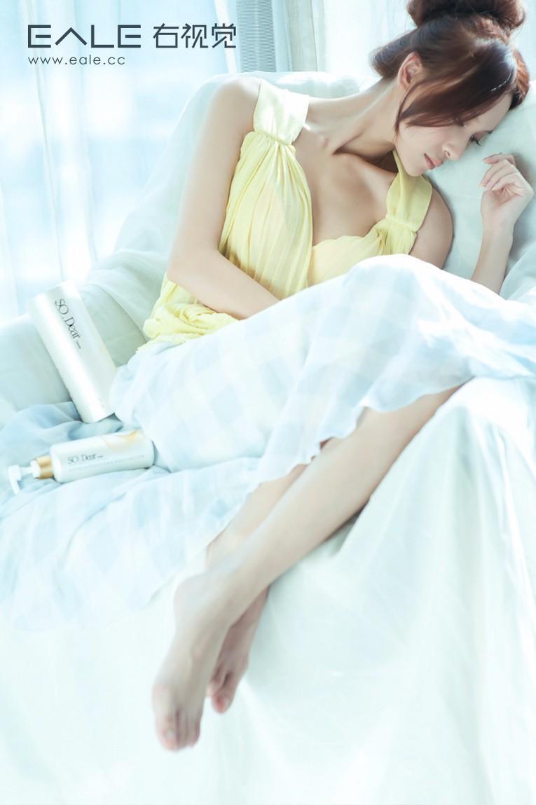 美女模特彭紫烊SO.Dear商业人像摄影