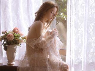 《温柔是宝藏》美女私房写真摄影