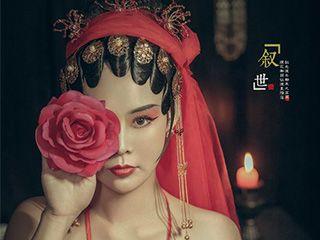 中国风《叙事》古装人像摄影作品欣赏