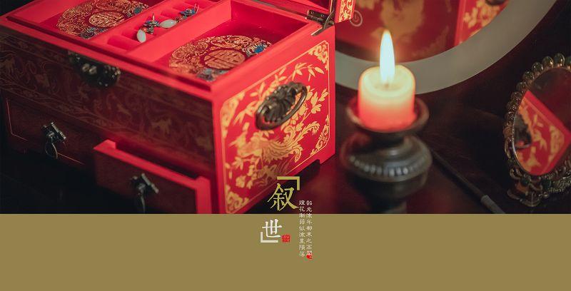 中國風《敘事》古裝人像攝影作品欣賞