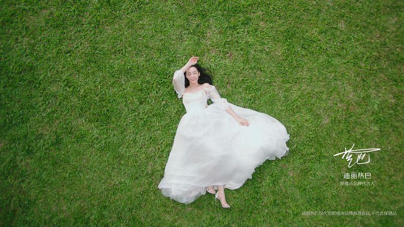 迪丽热巴品牌代言写真照片