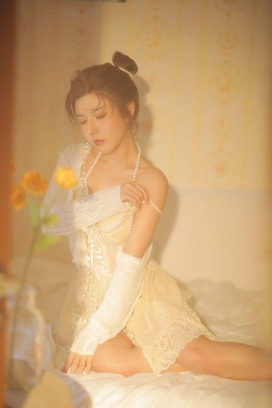 《盛开的花》唯美私房人像摄影