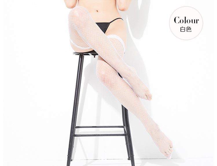 蕾丝长筒美腿性感美女丝袜写真摄影
