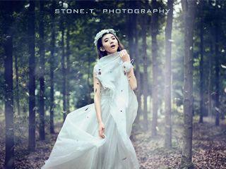 文艺摄影师教你如何搭配服装拍摄小清新