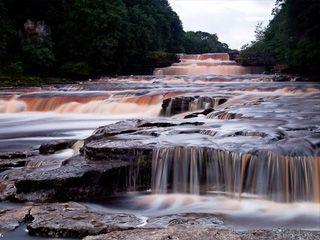 如何拍出梦幻般的瀑布流水