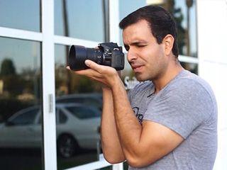 教你如何稳定的手持相机