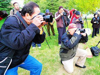 摄影闲谈:聊聊老年人的摄影与健康