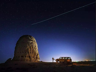 教你拍摄星空下的人像(拍摄+PS教程)