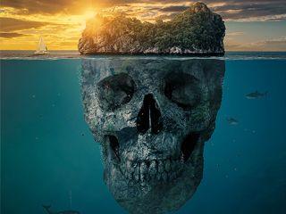 骷髅岛–PhotoshopCC教程