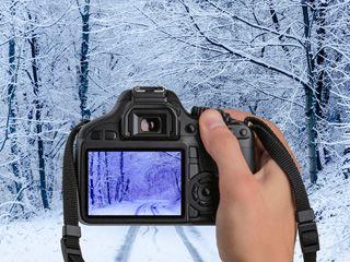 拍摄美丽雪景的四点诀窍