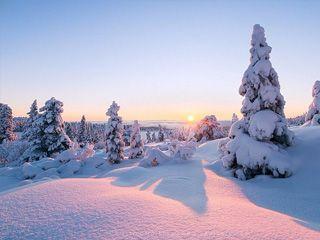 冬季雪景风光拍摄五个小技巧