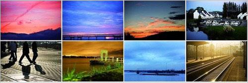 摄影师需了解摄影中五种光源的颜色