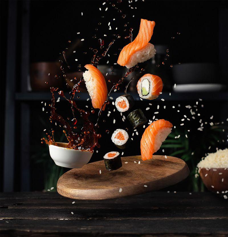 Pavel Sablya创意美食摄影