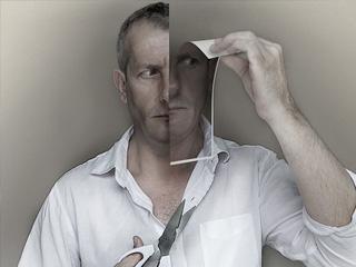 法国摄影师Pierre Beteille超创意自拍肖