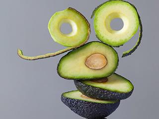 平衡的艺术ChangKi Chung食品静物摄影