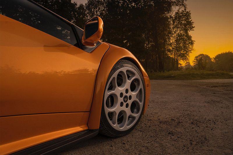 动感跑车摄影