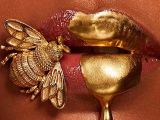 嘴唇就是画布:彩妆艺术