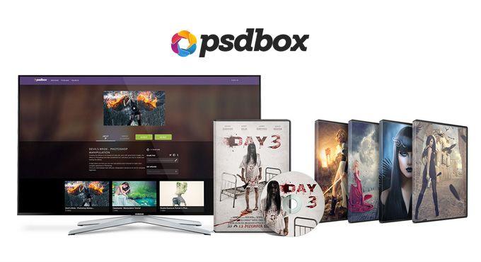 PSDBOX中文站视频教程