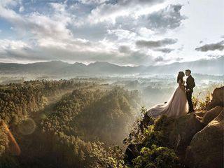 全球年度最美婚纱照拍摄场地盘点